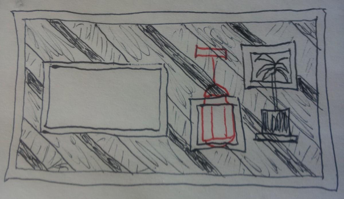 Design sketch.